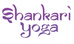 Shankari Yoga Text Only Logo
